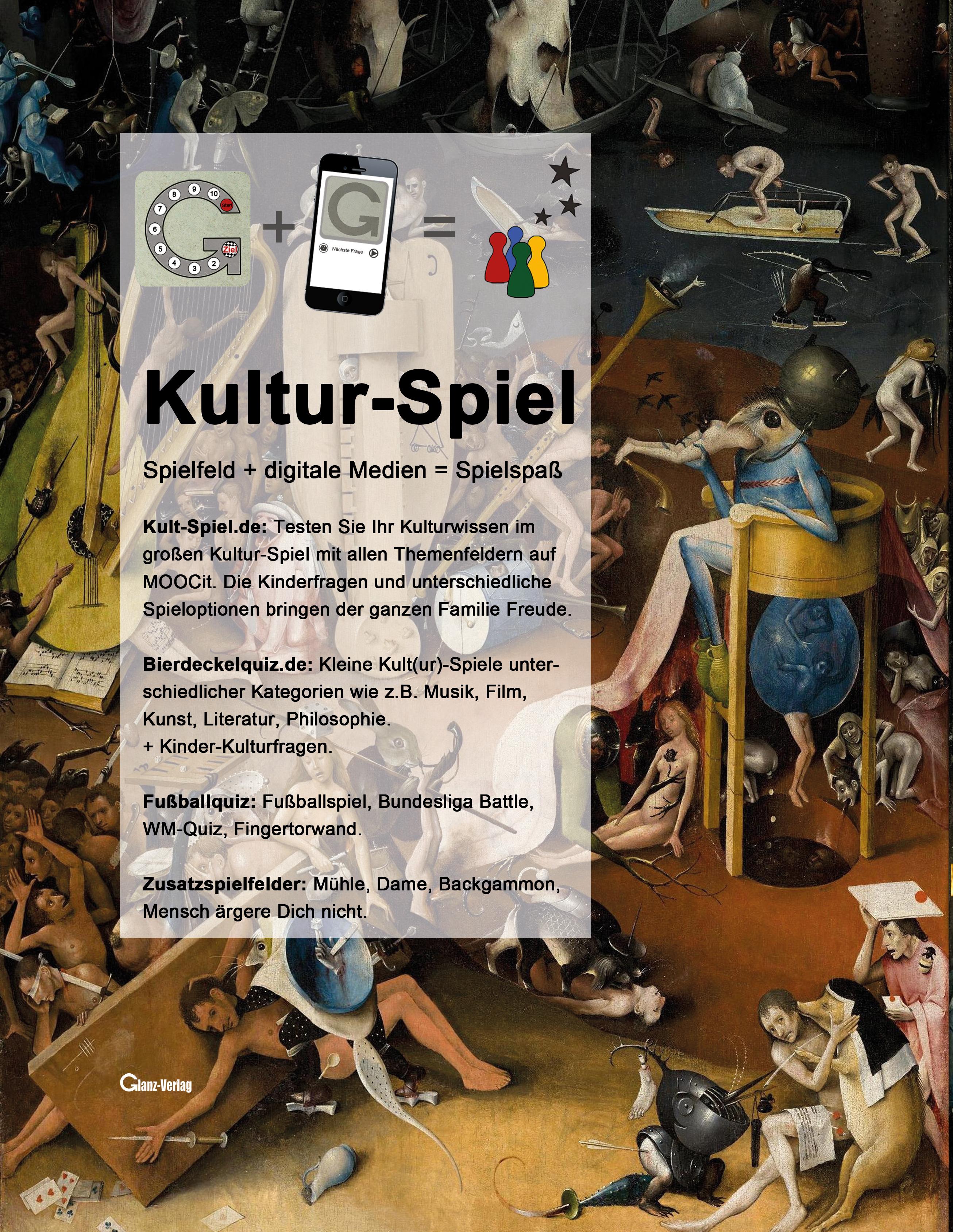 Glanz Verlag Freiburger Kneipen Tour Kult Spiele